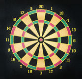 Multicolor target Stock Image