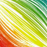 Multicolor textured tło szczotkarscy trafienia kolor Obrazy Stock
