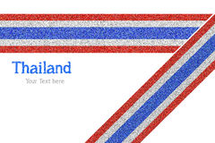 Multicolor Thailand Stock Illustrationer