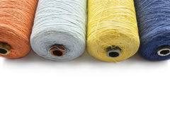 Multicolor thread Royalty Free Stock Photos
