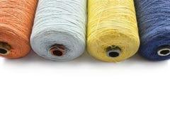 Multicolor thread Royalty Free Stock Photos