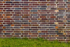 Multicolor wall Royalty Free Stock Image