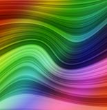 Multicolor Waves Stock Photos