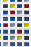 Multicolor Windows Royalty Free Stock Image
