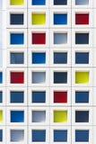 Multicolor Windows Royalty Free Stock Image