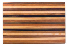 Multicolor Wooden Cutting Board Royalty Free Stock Photos