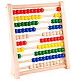 Multicolored Abacus Royalty Free Stock Photography