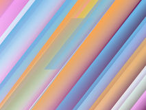 Multicolored Abstract Stock Photo