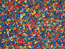 Multicolored abstract background. Stock Images