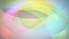 Multicolored abstract background. Abstract background of curved lines in multicolored colors Royalty Free Stock Photos