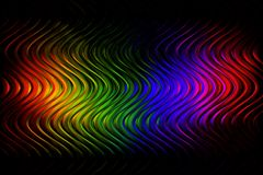 Multicolored abstract background with glass pattern Royalty Free Stock Photo
