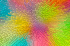 Multicolored abstract background Stock Photo