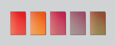 Multicolored abstract vector backgrounds. EPS 10. Multicolored abstract vector backgrounds from circles Royalty Free Stock Photos