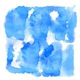 Multicolored Abstracte Achtergrond De hand van de illustratiewaterverf het schilderen Textuur voor behang royalty-vrije illustratie