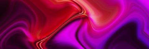Multicolored abstracte panoramische achtergrond stock fotografie