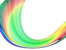 Multicolored abstraction Stock Image