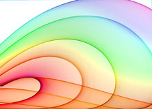 Multicolored abstraction stock images