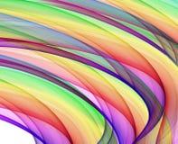 Multicolored achtergrond stock illustratie