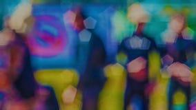 Multicolored achtergrond met patroon Royalty-vrije Stock Afbeeldingen