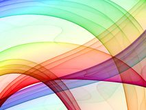 Multicolored background Stock Image