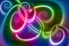 Multicolored background, abstract Royalty Free Stock Photography