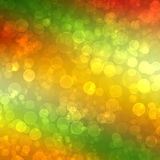 Multicolored background with blur bokeh for design Stock Photography