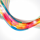 Multicolored background. Elements for design. Stock Photography