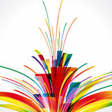 Multicolored background. Elements for design. stock photos