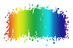 Multicolored background. Illustration Royalty Free Stock Photography