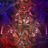 Multicolored Background Of Jewelry Gemstone Royalty Free Stock Photos