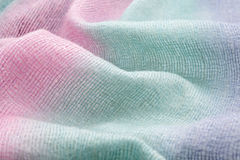 Multicolored background luxury cloth or wavy folds of grunge silk texture satin. Abstract background luxury cloth or liquid wave or wavy folds of grunge silk Royalty Free Stock Images
