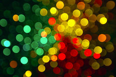 Multicolored background in red, yellow and red colors Stock Images