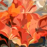 Multicolored Background Watercolor Painting Royalty Free Stock Image