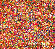 Multicolored Bead Lot royalty free stock photography