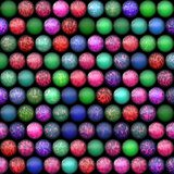 Multicolored billiard balls Royalty Free Stock Photos
