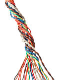 Multicolored cable Stock Photos