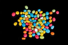 Multicolored candies Royalty Free Stock Photography