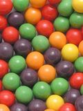Multicolored candy balls royalty free stock photo
