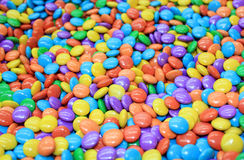 Multicolored candy Royalty Free Stock Photography