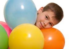 Multicolored celebration Stock Image