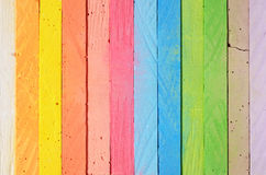 Multicolored chalk Stock Image