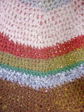 Multicolored Cloth Texture Royalty Free Stock Photos