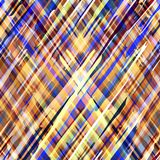 Multicolored crossing lines create a seamless background. Abstract seamless pattern with bright colors for your creative ideas. A nice template can be used for Stock Image