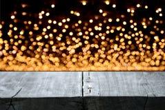 Multicolored defocused bokeh lights Royalty Free Stock Photo