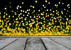 Multicolored defocused bokeh lights Royalty Free Stock Photography
