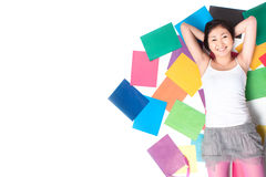 Multicolored diversiteit Stock Afbeelding