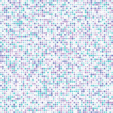 Multicolored dot abstract  background. EPS 10 Royalty Free Stock Photo
