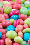 Multicolored dragee drop candy  . Royalty Free Stock Photography
