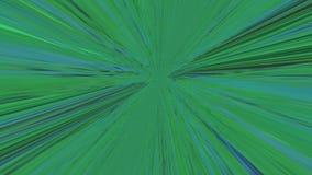 Multicolored dynamische cyberpunk in iriserende achtergrond stock footage