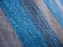 Multicolored fabric detail Royalty Free Stock Images